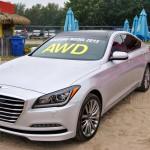 Nouvelle Hyundai Genesis 2015