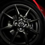 Jantes noires Mazda MX-5 2016