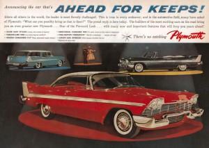 1958 Chrysler Plymouth