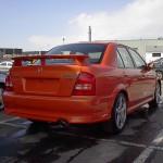 MazdaSpeed Protégé 2003 - de dos