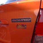 Mazdaspeed Protege 2003 de dos chez ALBI le Géant à Mascouche