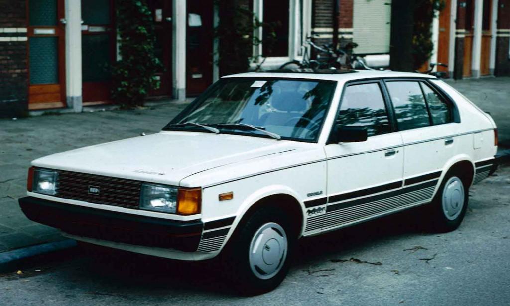 Hyundai_Pony_1984_Utrecht