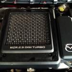 Moteur MZR 2.3L Turbo Mazdaspeed3 2011
