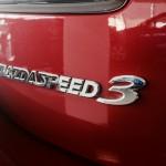 Écusson Mazdaspeed3