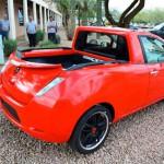 Boîte de chargement de la Nissan Sparky
