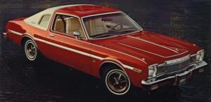 Dodge Aspen 1976