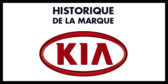 Historique Kia