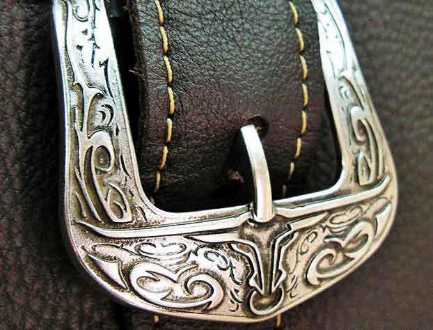 longhorn-buckle-belt