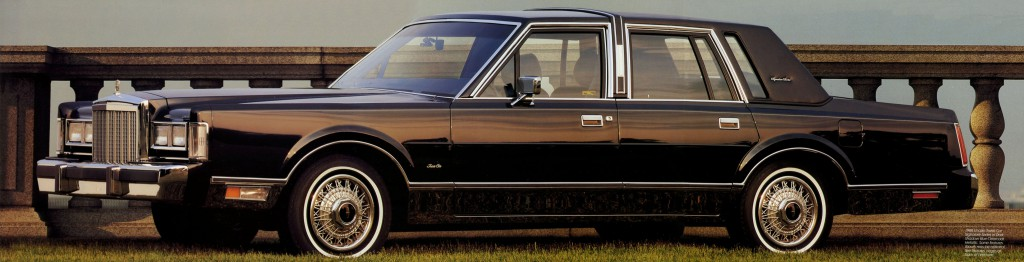 Lincoln town1988