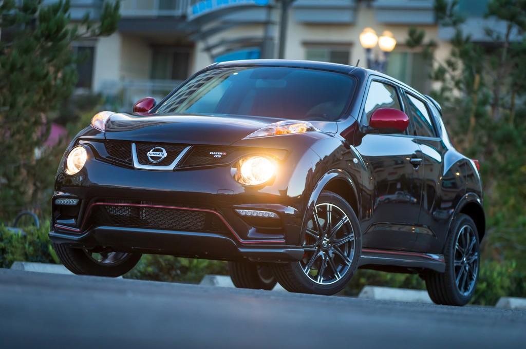 Nissan Juke Nismo, le mieux équipé de sa catégorie
