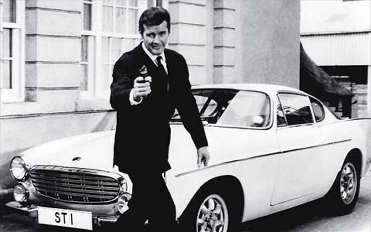 Volvo 1800 de 1962