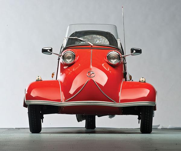 1957 Messerschmitt KR201 Roadster 5