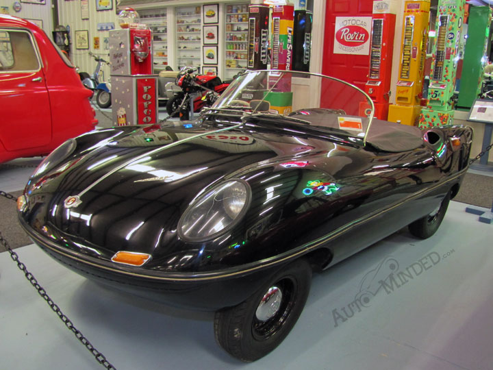 Goggomobile DART 1958