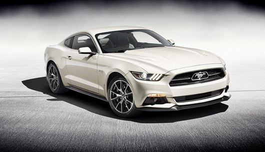 2015 Ford Mustang édition limitée