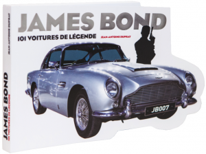 James Bond 101 voitures de legendes