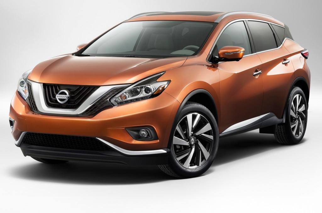 Le Nissan Murano 2015