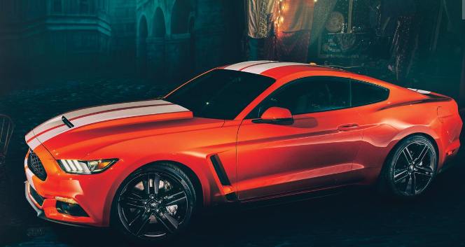 Mustang Shelby 2016