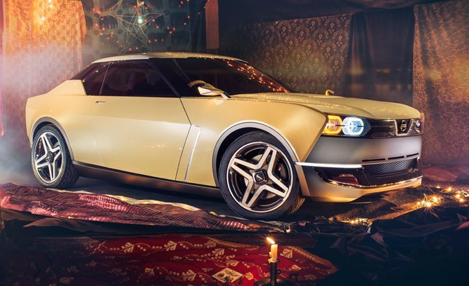 Nissan IDx 2018
