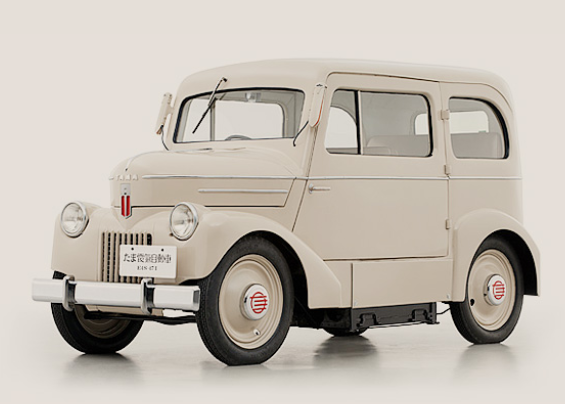The Tama electric vehicle 1947