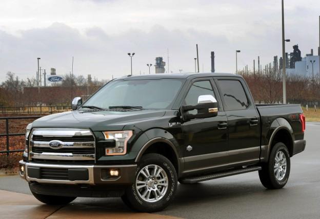 Ford miserait sur un Ford F-150 hybride | ALBI le Géant