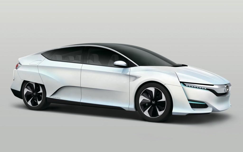 Honda FCV 2016
