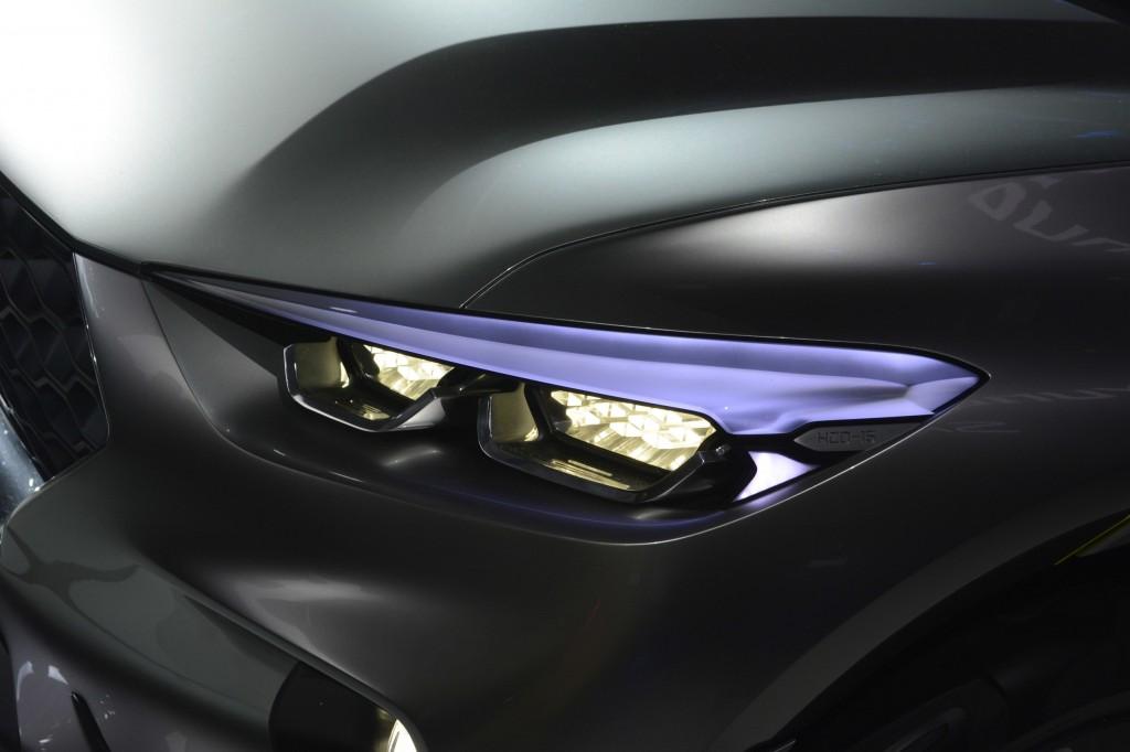 Hyundai Santa Cruz, une voiture-camion concept qui laisse espérer le meilleur pour l'avenir des camions