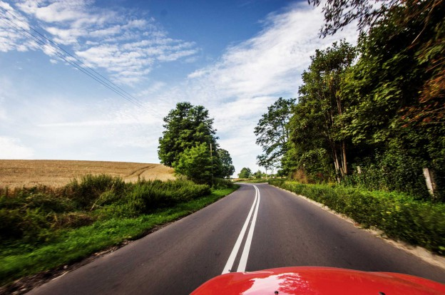 Conduire sur la route