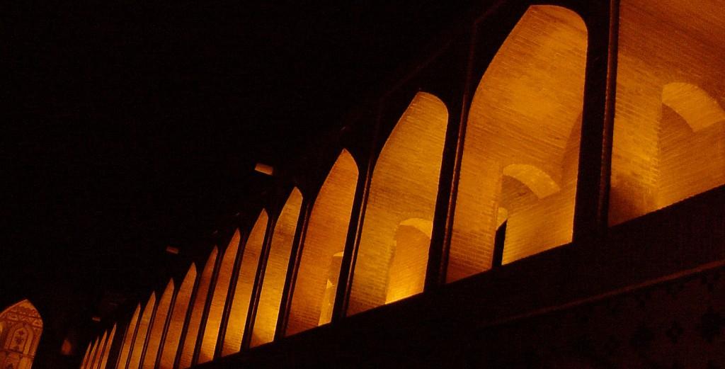Isfahan-Bridge