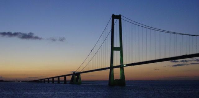 Storebaelt-bridge