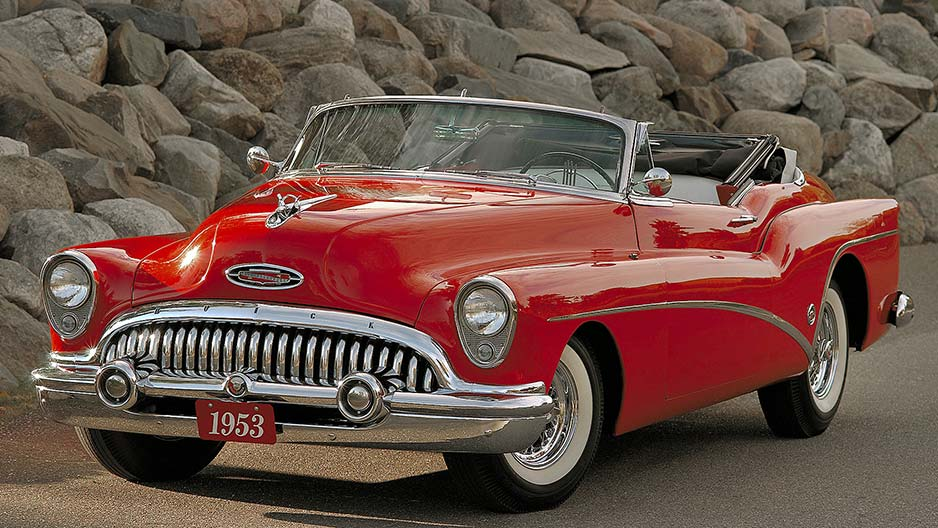 Buick Roadmaster Skylark 1953
