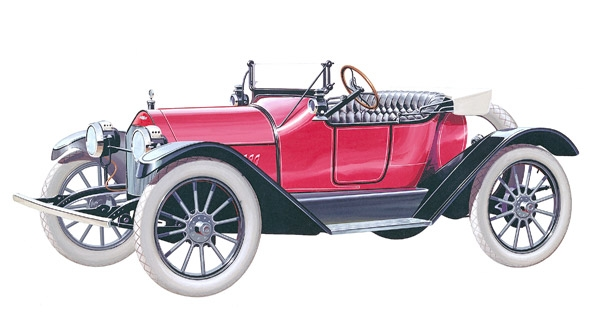 Chevrolet Royal Mail 1914