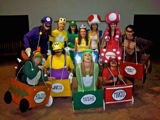 Les Meilleurs Costumes D Auto Pour L Halloween Albi Le