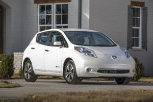 Nissan Leaf voitures vertes