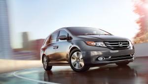 fête des mères Honda Odyssey