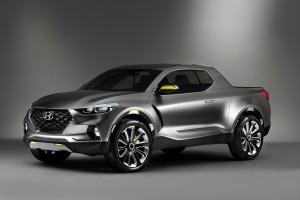 Hyundai Santa Cruz 2019