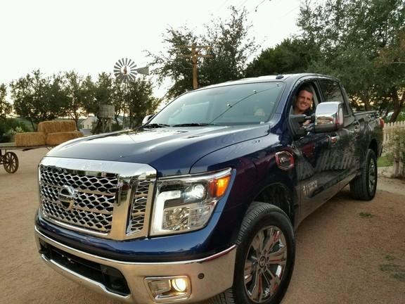 nissan titan nomm meilleur camion du texas albi le g ant. Black Bedroom Furniture Sets. Home Design Ideas