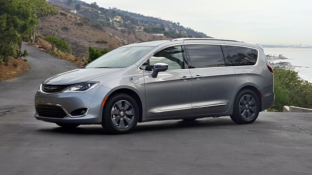 Chrysler Pacifica hybride