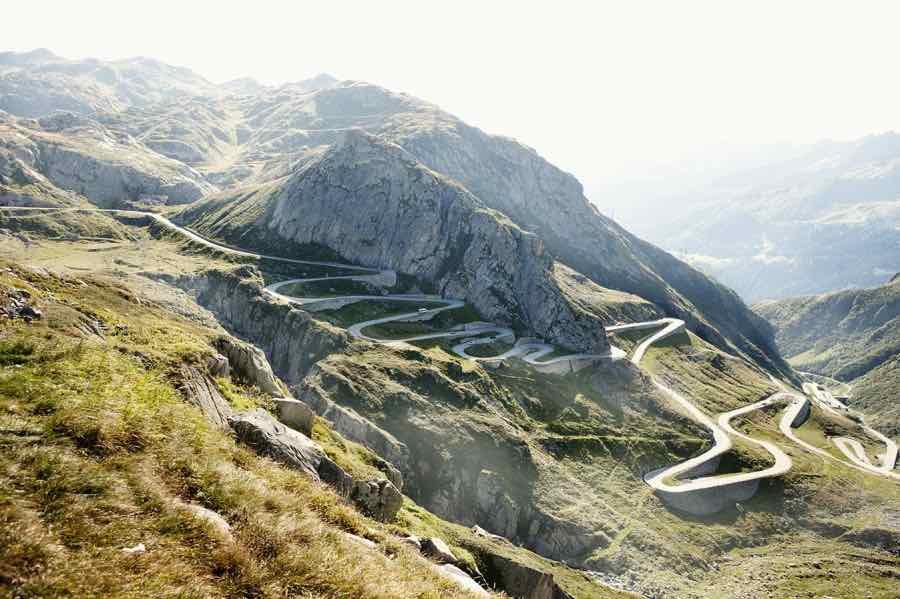 route dangeureuse 4