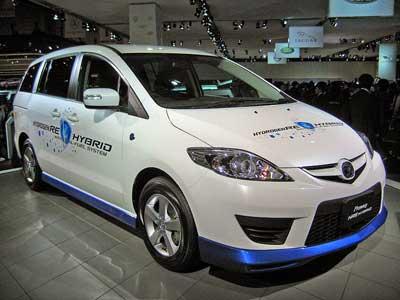 Mazda electrique