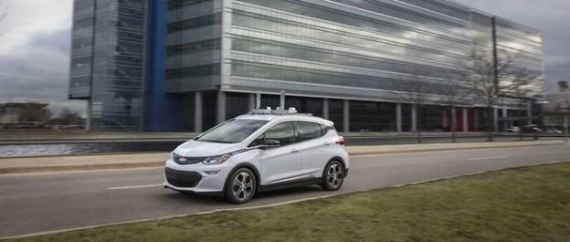 taxis autonomes