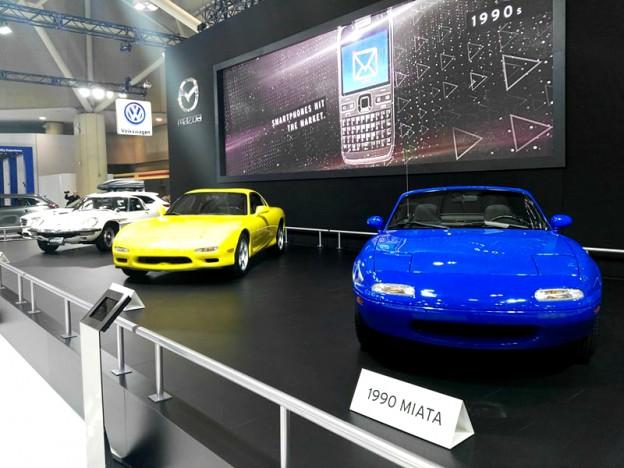 Mazda 50 ans