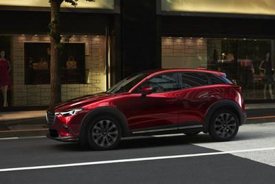 Le Mazda CX-3 2019