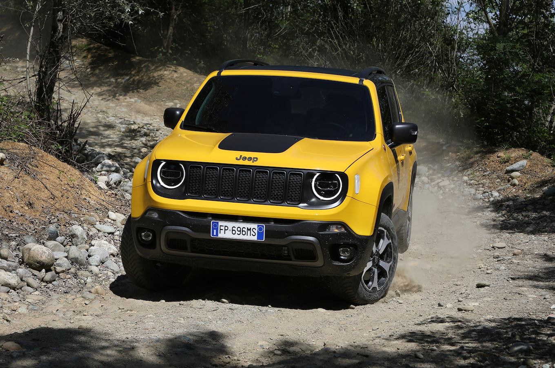 Le nouveau Jeep Renegade 2019 dévoilé | ALBI le Géant