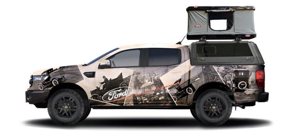 Ford Ranger FPP