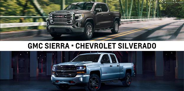 Silverado & Sierra