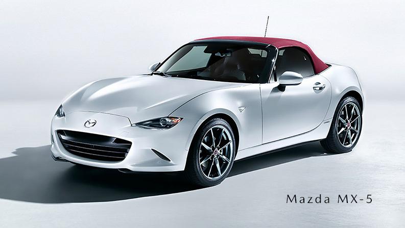 Mazda MX-5 Miata 100e anniversaire