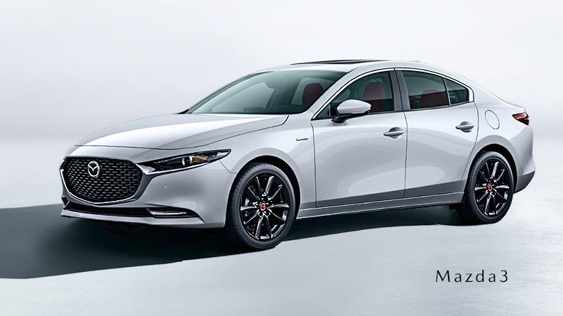 Mazda 3 100e anniversaire