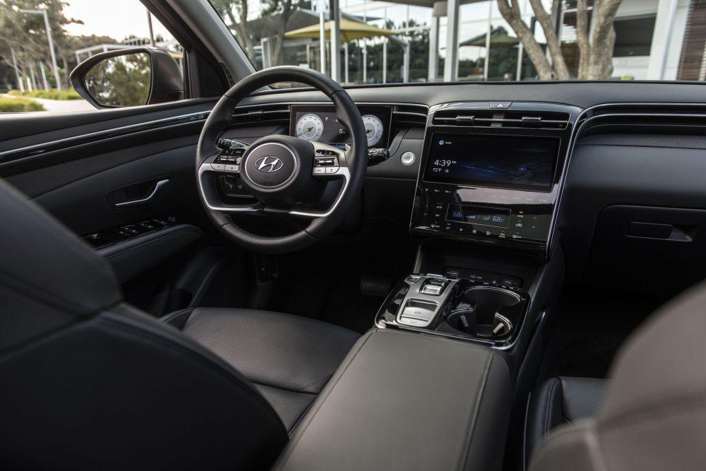 Intérieur Hyundai Tucson