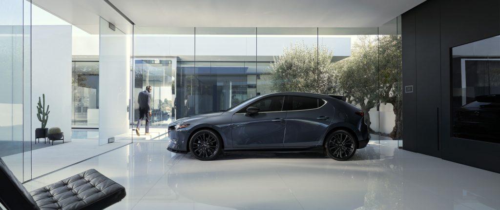 Performance Mazda3 Turbo 2021
