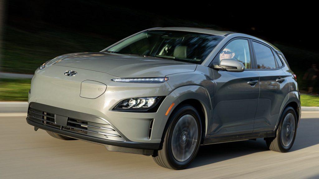Hyundai Kona électrique 2022